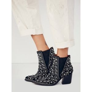 Jefree Campbell x Free People After Dark Booties